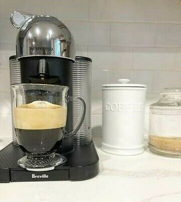 Nespresso® by Breville® VertuoLine Coffee and Espresso Maker