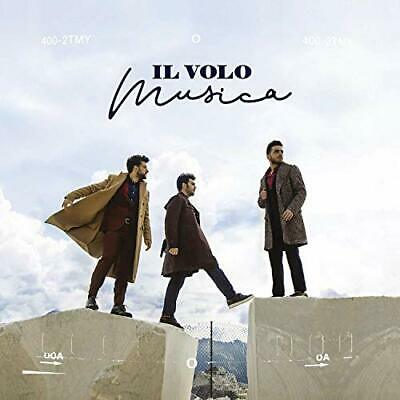IL VOLO-Volo (Il) - Musica (UK IMPORT) CD NEW