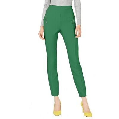 INC NEW Women's Zip-pocket Pull On Skinny Pants TEDO