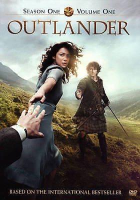 Outlander: Season One - Volume One, New DVDs