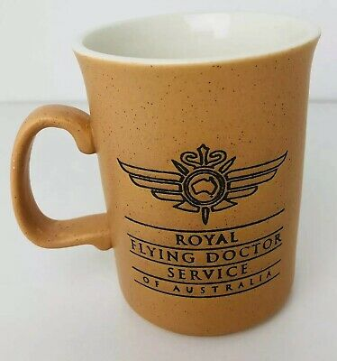 Royal Flying Doctor Service AUSTRALIA RFDS Mug Used Collectable Gift Cup