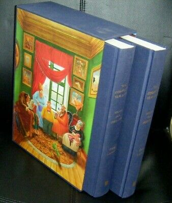 Gary Larson The Complete Far Side Volume One And Two Hard Cover