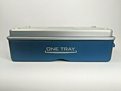 One Tray Sealed Sterilization Container Surgical Case M2406