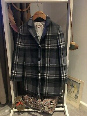 * Luxurious 100% Virgin Wool Coat from French BONPOINT, BNWT, £300! *