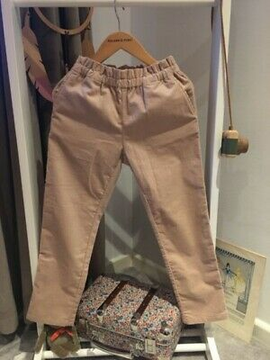 * Chic Corduroy Trousers in Beautiful Pink from French BONPOINT, BNWT, £90! *
