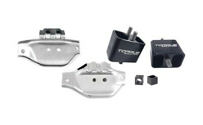 Torque Solution Solid Engine Mounts: for Subaru WRX 2015+ / Forester XT 2014+