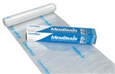 Certainteed 902010 10' X 100' Membrain Continuous Air Barrier And Smart Vapor Re