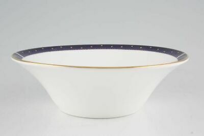 Wedgwood - Midnight - Oatmeal / Cereal / Soup Bowl - 80481G