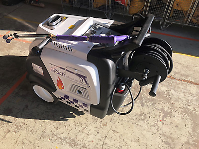 Falch wheel jet 5 High Pressure Cold and Hot Water Industrial Pressure Washer