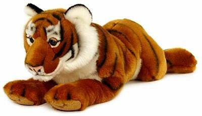 Keel Toys Large 46cm Tiger Soft Plush Cuddly Toy - quality kids boys girls gift
