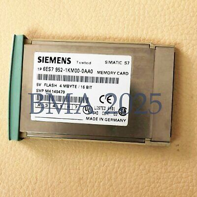 1PC Used SIEMENS 6ES7 952-1KM00-0AA0 6ES79521KM000AA0 Fast delivery