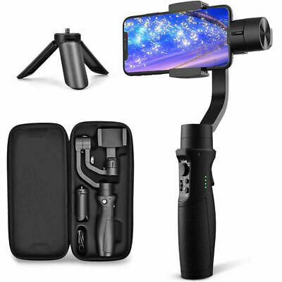 Hohem iSteady Mobile Plus 3-Axis Handheld Gimbal Stabilizer for Smartphones 2019