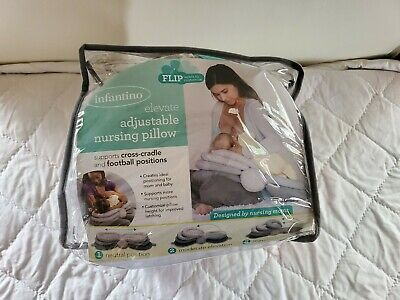 Great Condition Adjustable nursing pillow