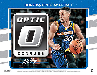 2016-17 Donruss Optic Basketball - ALL STARS PICK YOUR CARD - COMPLETE YOUR SET