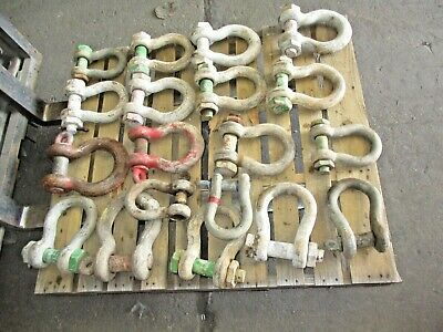 Pallet Of (19) Clevis, #11201251J Used
