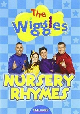 The Wiggles : Nursery Rhymes ( DVD, 2018 )