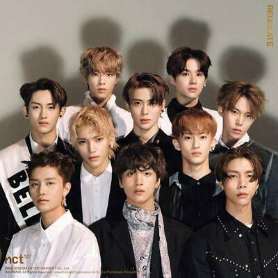 Nct 127 The 1St Album Repackage `Nct#127 Regulate` (Uk Import) Cd New