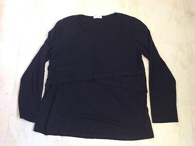 Blooming Marvellous Black maternity Top (14)