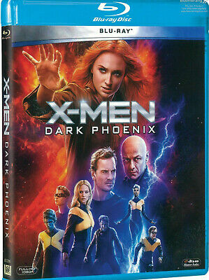X-Men: Dark Phoenix (Blu-ray) Region Free **   /  Import