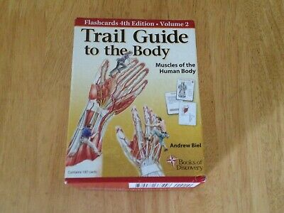 Volume 2 Trail Guide To The Body. Muscles Of The Human Body