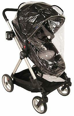 Contours Weather Shield Accessory for Contours Single & Double Strollers, Clear