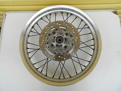 Suzuki Rv125 Vanvan 2006 - Front Wheel With Disc