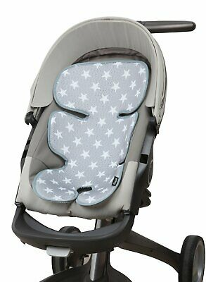 Manito Clean Basic 3D Mesh Seat Pad/Cushion/Liner for Stroller and Car Seat (Sta
