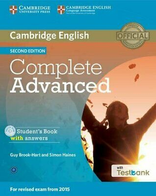 Guy Brook-Hart - Complete Advanced Students Book with Answers with