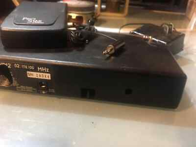 Telex Pro Star VHF wireless Lavaliere