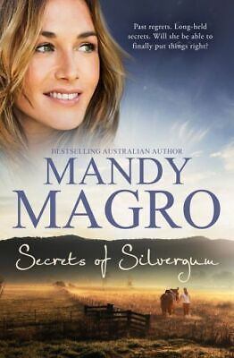 NEW Secrets of Silvergum By Mandy Magro Paperback Free Shipping