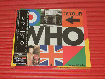 2019 Japan Shm Cd The Who Who 1 Bonus Track For Japan Only Total 15Tracks