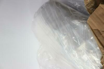 """Clear Dry Cleaning Bags 21"""" x 38"""""""