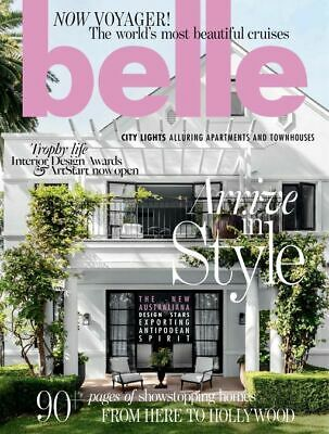 Belle Magazine December/January 2020 - Featuring California Love