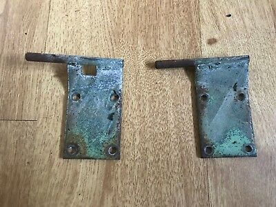 Genuine Land Rover 88 109 Series 2 & 2a - Bonnet Hinges