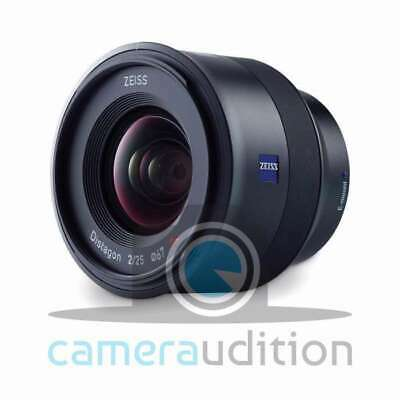 Genuino Zeiss Batis 25mm f/2 Wide-Angle Lens for Sony E Mount