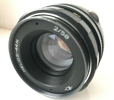 Helios 44M Soviet lens F2/58mm M42 mount Excellent condition 1979 year made