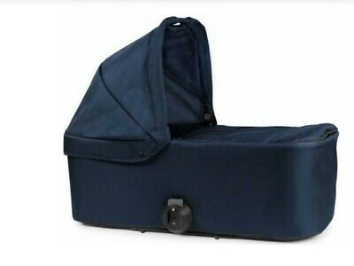 Bumbleride Carry Cot/Bassinet - blue - compatible with the bumbleride indie pram