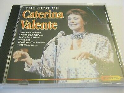 Caterina Valente- The Best Of &     2 Cds For The Price Of1 !!