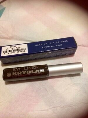 kryolan eye liquid brown