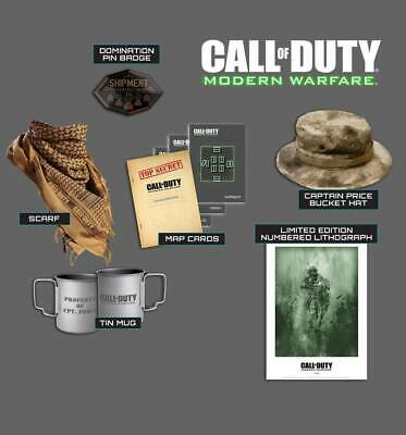 Call Of Duty Modern Warfare Gift Box Scarf Other Calici amp Tazze