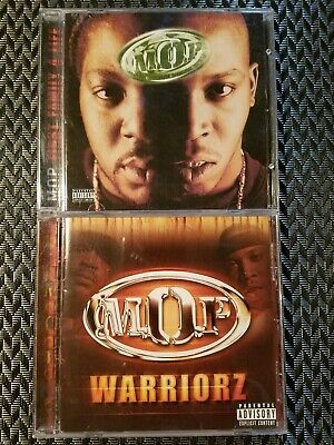 M.O.P. CD Lot, Good condition both scratched, plays great!