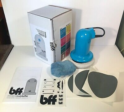 The BFF Miracle Body Buffer Version 1.0 with Accessories
