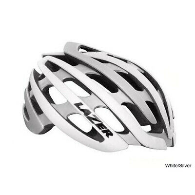 Lazer Z1 Road Racing Bike Helmet Vanilla Grey Lightweight Small 52-56cm Rollsys