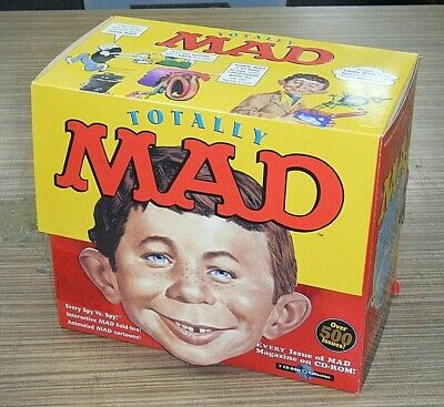 Totally MAD Every Issue of MAD Magazine on CD-ROM