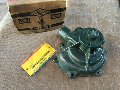 1950 CHRYSLER WATER PUMP BRAND NEW MOPAR STRAIGHT 8 WOW EIGHT CYLINDER IMPERIAL