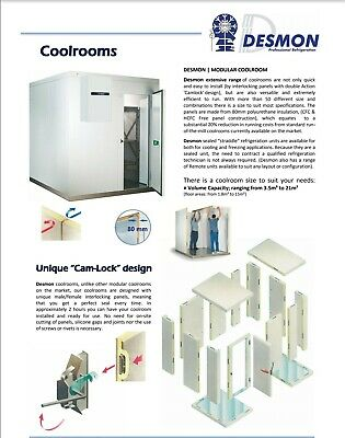 Walk In collapsible  Coolroom