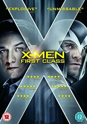X-Men: First Class (DVD + Digital Copy) [DVD][Region 2]