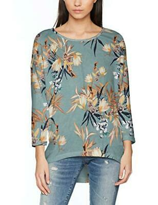 (TG. XS) Only NOS Onlelcos 4/5 Top Jrs Noos Felpa, Multicolore (Chinois Green AO