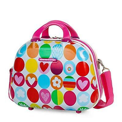 (TG. 35 centimeters) Agatha Ruiz De La Prada Happy Beauty Case da viaggio, 35 cm