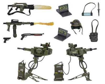 Aliens USCM Arsenal Weapons Accessory Pack for Action Figures --- DAMAGED PACKAG